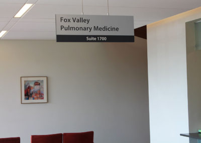 fox valley pulmonary medicine sign,waiting room, reception area, fox valley pulmonary doctors, internal medicine doctor near me, Sleep Medicine, lung cancer symptoms, sleep deprivation, allergy and asthma, bronchial asthma, find a doctor
